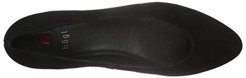 Negro para de 18 4202 Högl 3 Tacón Zapatos Schwarz0100 Mujer fYAwW8Tqg
