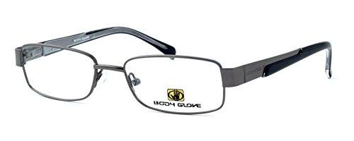 Body Glove Optical Eyewear BB121 Eyeglasses in Gunmetal ; DEMO LENS ()
