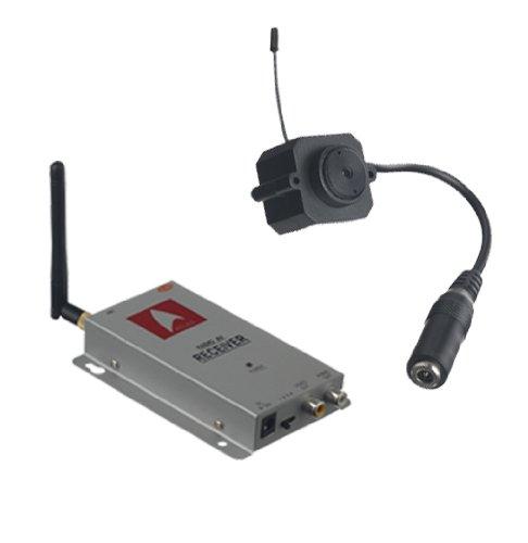 Ntsc Nanny Cam Color Hidden Spy Camera CCTV