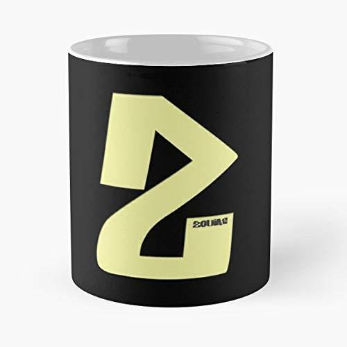 Gang Wear Dalei Lama Buddha Happiness Ceramic Coffee Mugs, Funny - Tony Stars Lama