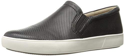 Naturalizer Women's Marianne Sneaker, Black, 9 Wide