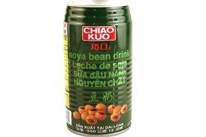 chiao kuo soya bean drink (leche de soja) - 12fl oz [48 units