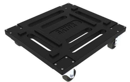 Gator G-CASTERBOARD Rotationally Molded Caster Kit for G-PRO and GR-L Series Rack Cases by Gator