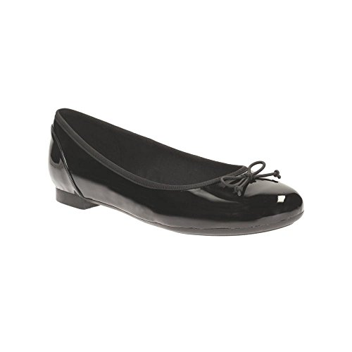 Bloom Couture Fit negro Wide Clarks 5SqAdq
