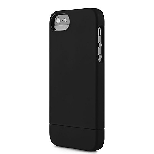 Incase Slider Case for iPhone SE / 5s / 5 - Black Soft Touch - CL69035