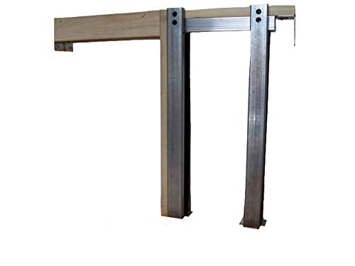 2650 Series-Heavy Duty Pocket Door Frame Kits- 2 x 6 HBP (32'' x 80'') by Hartford Building Products (Image #7)