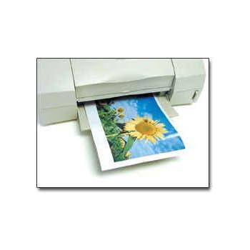 "10 Sheets of Matte Inkjet Printable Magnetic Paper 8.5"" x 11"""