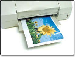 25 Sheets of Glossy Inkjet Printable Magnetic Paper 8.5