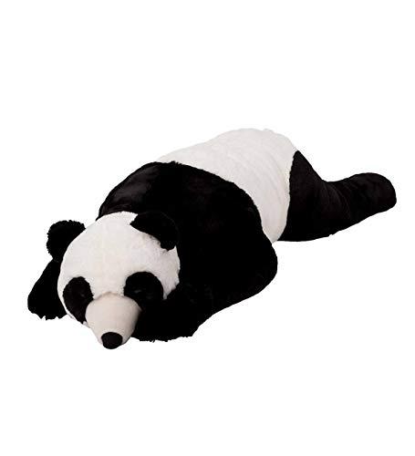 Bear Cuddle Pillow - Wind & Weather AC3941-PAN Super-Soft Big Bear Hug Body Pillow with Real, Panda Bear, Panda Bear