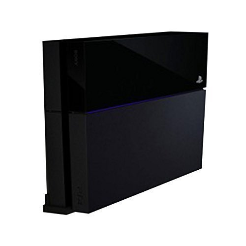 High Quality Wall Mounting Kit for PlayStation 4 – Mounts Your PS4 Safely On The Wall – (Black)