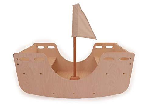 Outdoor Schiffschaukel und Kindersitzgarnitur