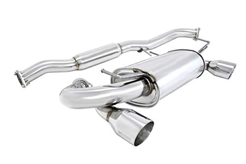 (Megan Racing MR-CBS-350Z-SRT Stainless Steel Cat-Back Exhaust System )