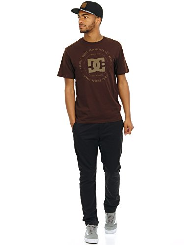 DC T-Shirt Rebuilt 2 Coffee Bean