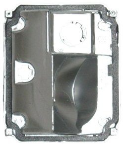 (OE Replacement Chevrolet/GMC Passenger Side Taillight Housing (Partslink Number GM2807102) )