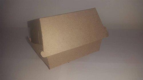 Hamburguesa Caja de Kraft, 50 unidades – Caja de cartón. Eco cajas: Amazon.es: Amazon.es