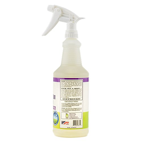 Pet Urine Stain Amp Odor Enzymatic Cleaner Spray 32 Oz Cat