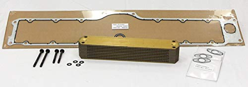 NEW Replacement OIL COOLER KIT for CUMMINS ISX ENGINE OE 4089583 + Cover gasket
