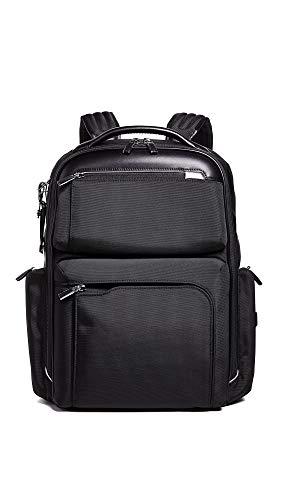 Tumi Men's Arrivé Bradley Backpack, Black, One Size
