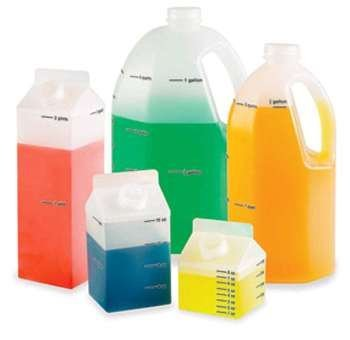 Gallon Measurement Set By Learning (Learning Resources Gallon)