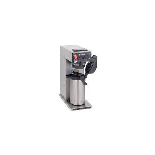 Bunn 23001.0059 CWTF-APS-DV Dual Voltage Airpot Coffee Brewer, Automatic with Faucet/Pourover (Airpot Sold Separately) (120V, 120/208V, 120/240V)