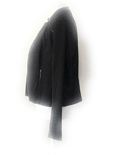 Manteau Femme Comma Noir Noir 38 Fd88qw