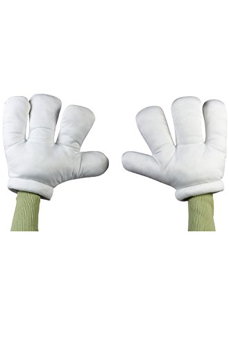 Boy Cartoon Character Costumes (Cartoon Hands Small Adult Gloves)