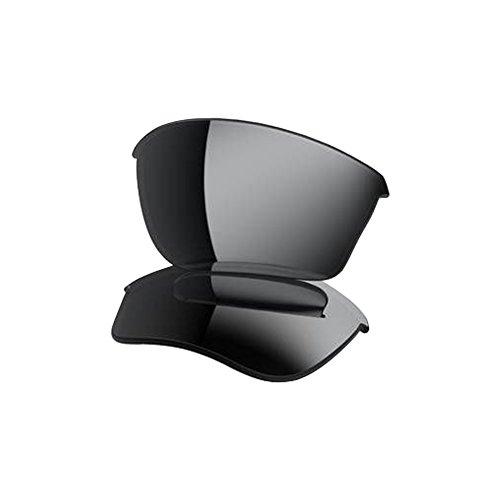 Oakley Half Jacket 2.0 XL Adult Replacement Lens Sunglass Accessories - Black Iridium (Oakley Half Jacket 2.0)