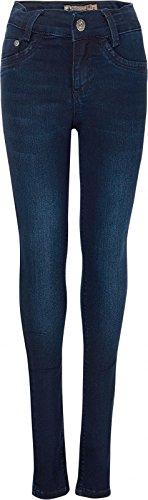 Jeans niña Blue black Effect Blue Skinny Fit 9707 pwCxEq