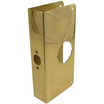 Lockstate Ls Rlplate Deadbolt Cover Plate Silver Door