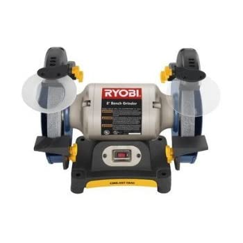Ryobi Factory Reconditioned 3 0 Amp 8 Quot Bench Grinder