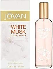Coty Jovan White Musk for Women, Cologne Spray, 3.25-Ounce Bottle