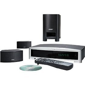 BOSE 321 GS Series II DVD Home Entertainment System - Graphi