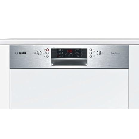 Bosch Serie 4 SMI46IS03E lavavajilla Semi-incorporado 13 cubiertos ...