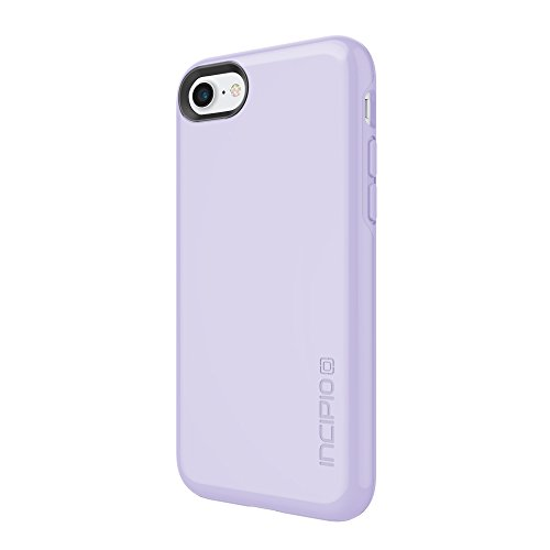 Lavender Finish - Incipio Haven LUX iPhone 8 & iPhone 7 Case with Padded Interior and IML Finish for iPhone 8 & iPhone 7 - Lavender