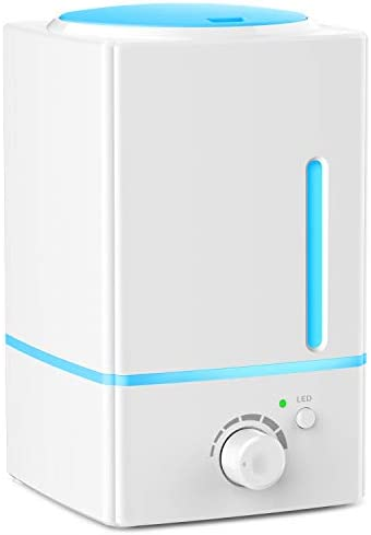 OliveTech Humidifier Ultrasonic Aromatherapy Bedroom Upgraded product image