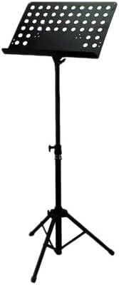 GEWA 900743 - Atril de orquesta, color negro: Amazon.es ...