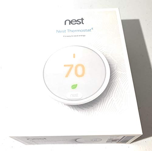 Nest AMZE2NESTHERMOSTE Thermostat, White