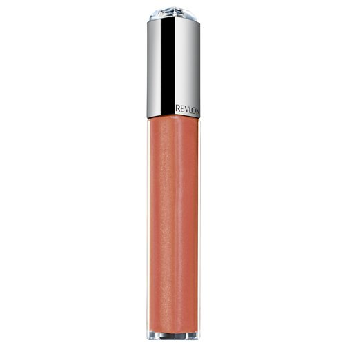 Revlon Ultra HD Lip Lacquer, Amber/555, 0.2 Fluid Ounce