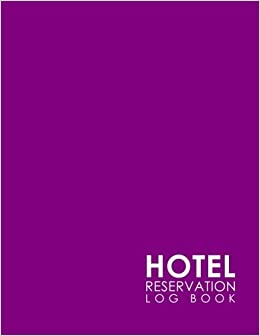 Hotel Reservation Log Book Guest House Booking Form Template Information System Format Room