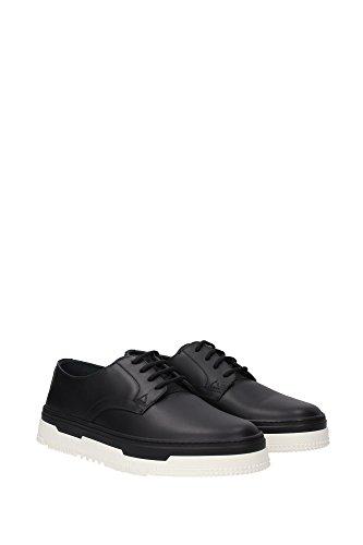 Homme à Valentino EU LY2S0930BLFA01 Garavani Chaussures lacets Noir wI48qFxS
