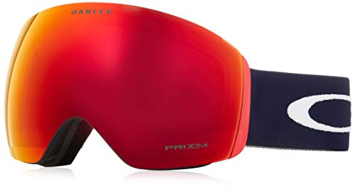 Oakley Flight Deck Snow Goggles, USOC Blazing Eagle, ()