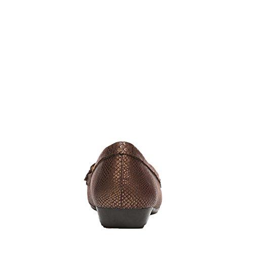 Naturalizer Women's Gadget Slip-On Loafer Brown 6iXkeTAgn