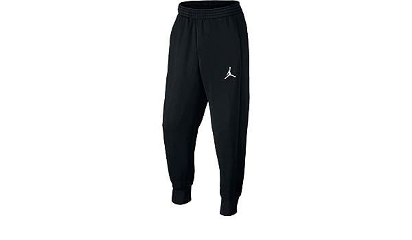 62b8e994190c61 Nike Mens Jordan Flight Basketball Ribbed Cuff Sweatpants at Amazon Men s  Clothing store