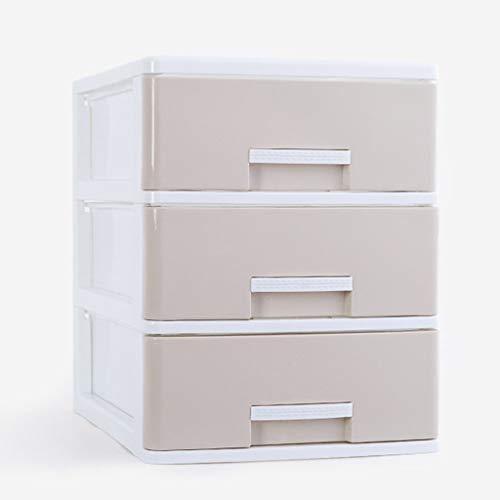 [해외]Desk Organizer Sliding Drawer Office Storage Pen Holder Compartments Tray Plastic for File Stationery Accessories-apricot-large3Floor / Desk Organizer Sliding Drawer, Office Storage Pen Holder Compartments Tray Plastic for File Sta...