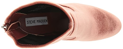 Steve Madden Women's Brisk Ankle Bootie Blush Velvet cheap sale footaction buy cheap best sale sale 2014 newest discount footlocker outlet free shipping authentic MzfyH8D