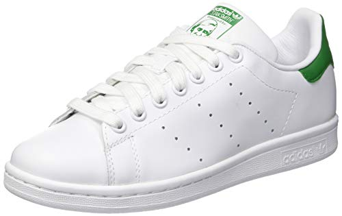 White Running Ftw White adidas Erwachsene Unisex Smith Stan Running Basketballschuhe Fairway Weiß 4zZqvwF