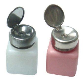 kokee Juego de 8 piezas 4 oz (100ml) rosa esmalte de uñas Remover Alcohol