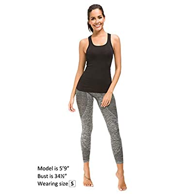 Speedy Cat Ribbed Tank Tops for Women Racerback Scoop Neck Tight Activewear: Clothing