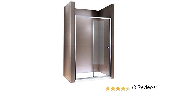 Mampara Nano EchtGlas ex505 – Puerta corredera transparente ...