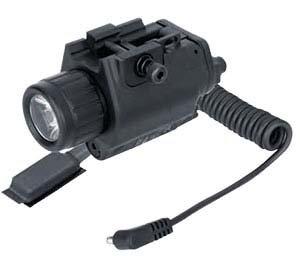 Sun Optics USA CLF-MF6LXC Laser Light with 3W/LED/250 Lumen/5MW Red Laser - Sun Optics Com